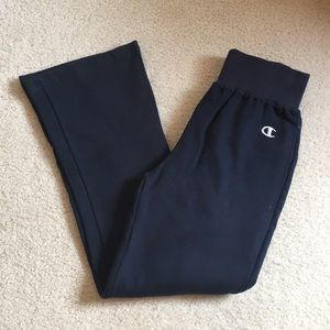 NWT Champion sweatpants with fleece lining